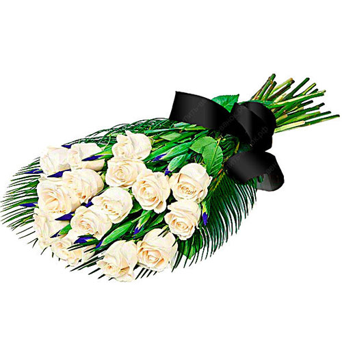 Живые цветы на похороны товар
