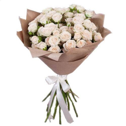 Фото товара 15 кустовых роз в Покровске