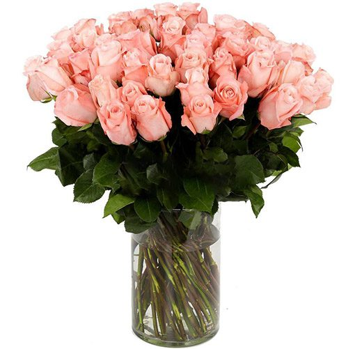 Фото товара Роза импортная розовая (поштучно) в Покровске