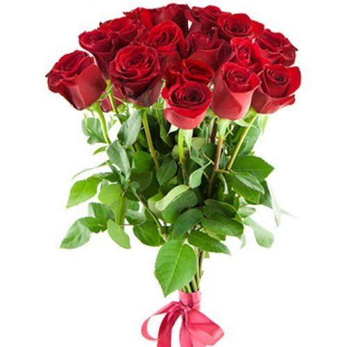 Фото товара 15 импортных роз в Покровске