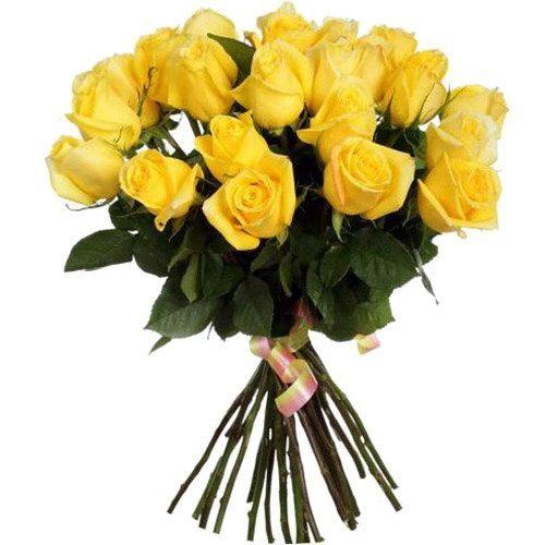 Фото товара 25 желтых роз в Покровске