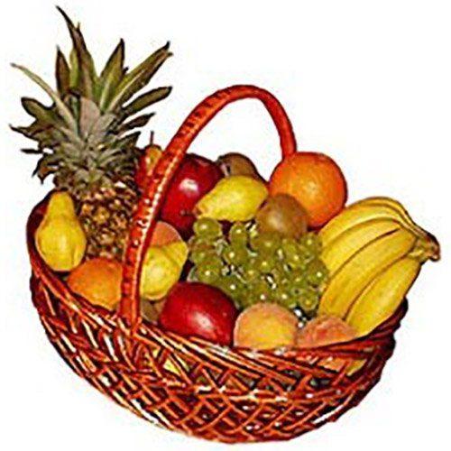 Фото товара Большая корзина фруктов в Покровске