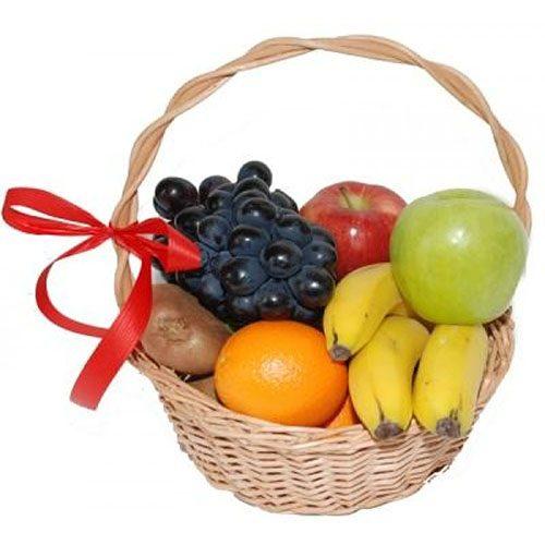 Фото товара Малая корзина фруктов в Покровске