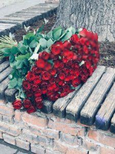 картинка Розы в Славянске