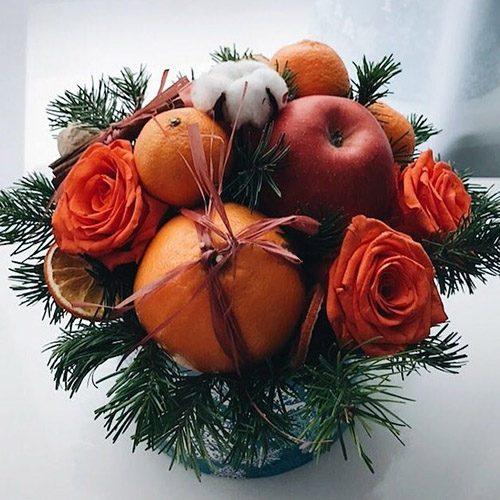 """Фото товара Коробка """"Оранжевое настроение"""" в Покровске"""