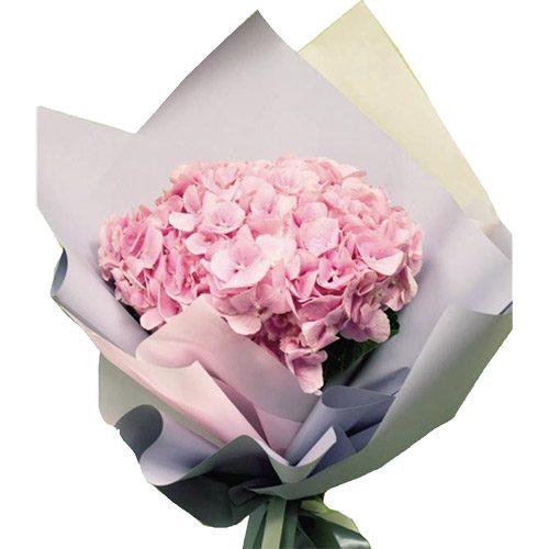 Фото товара Розовая гортензия в Покровске