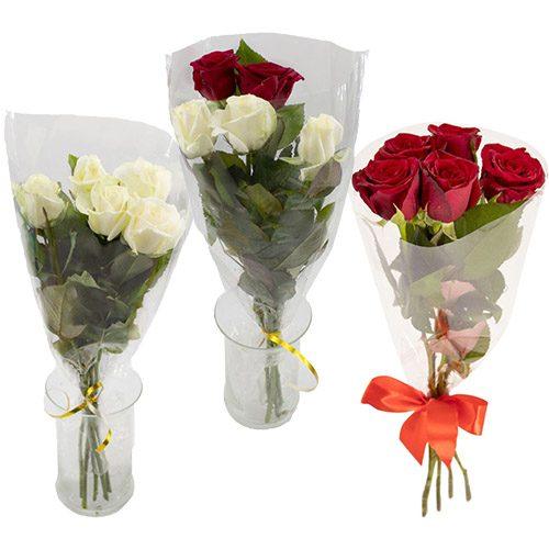 Фото товара 5 роз в Покровске